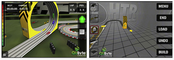 HTR High Tech Racing Evolution Screenshots