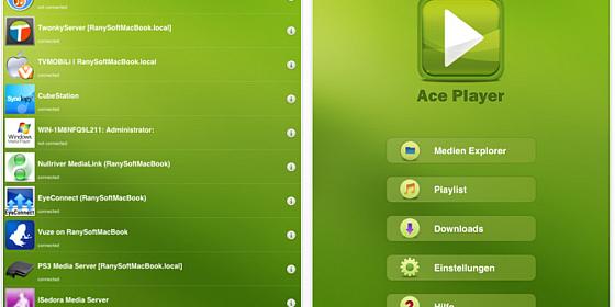 Mit dem AcePlayer jede Video- und Musik-Datei auf iPad und iPhone abspielen – jetzt kostenlos