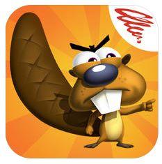 Die Rache der Biber – gutes Physikspiel für iPhone und iPad gerade kostenlos