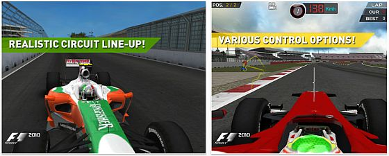 F1 2010 The Game Screenshot
