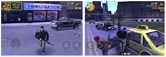 GTA 3 fr iPhone und iPad