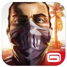Gameloft reduziert Apps um bis zu 90 Prozent – zum Beispiel Gangstar Rio jetzt für 79 Cent