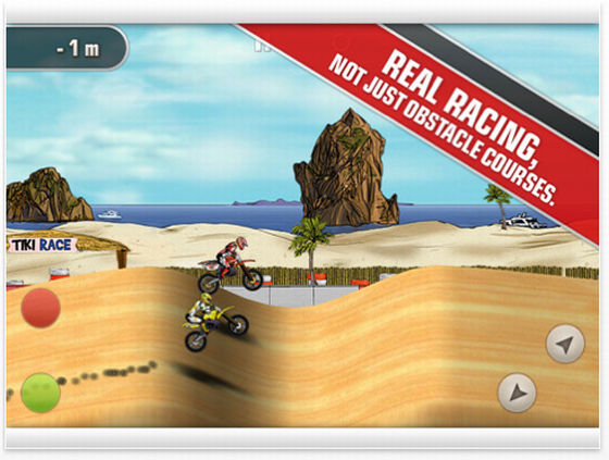 Mad Skills Motocross Universal App Screenshots