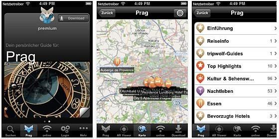 iPhone Reiseführer Prag, Vancouver, Kapstadt, Sydney und Dehli heute kostenlos