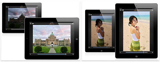 ACDsee Screenshots auf dem iPad