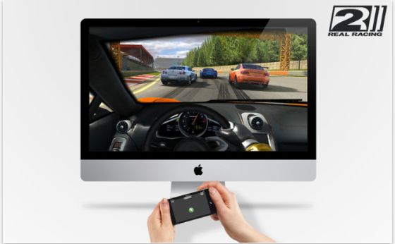 Real Racing 2 Mac App Screenshot