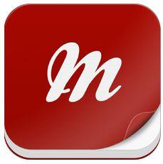 Notizen-App für iPhone und iPod Touch heute kostenlos – schönes Retro-Design
