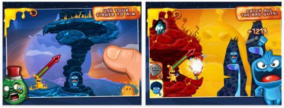 Monster Island bis morgen früh für iPhone und iPad kostenlos