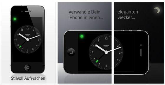 wecker app iphone kostenlos