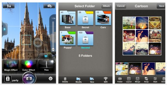 mit dieser foto app macht das fotografieren mit dem iphone mehr spa app. Black Bedroom Furniture Sets. Home Design Ideas