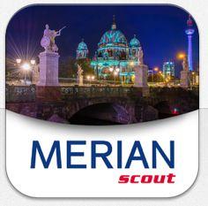 Merian scout Reiseführer iPhone-App für Berlin kostenlos