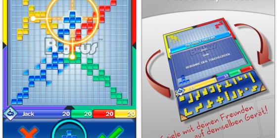 Brettspiel Blokus heute kostenlos für iPhone, iPod Touch und iPad