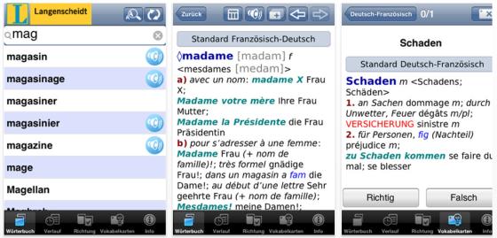 Universalwörterbuch Langenscheidt Deutsch – Französisch gerade kostenlos – spare 29,99 Euro
