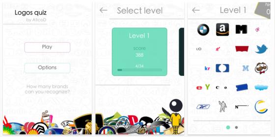 Logos raten – auf iPad und iPhone – die Quiz-App dafür ist gerade kostenlos