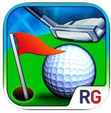 Mini Golf 3D mit 18 Löchern für iPhone, iPod Touch und iPad kostenlos
