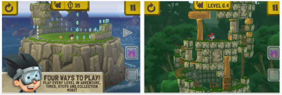Rinth Island Screenshots