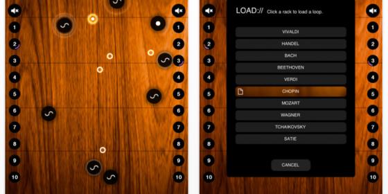 Ganz ungewöhnliche Musik-Kreationen werden mit dieser App für iPhone und iPad möglich