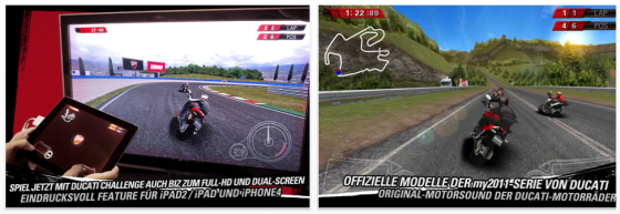 Ducati Challenge Screenshot