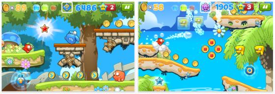 Mega Run Screenshots