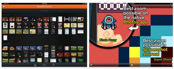 Gute App zur Speicherung und Verwaltung von Screenshots gerade kostenlos