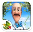 Gardenscapes für das iPad in der Premium-Version kurzzeitig kostenlos!