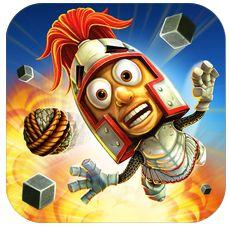 Catapult King von Chillingo ist bis kommenden Donnerstag für iPhone und iPad kostenlos