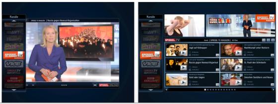Spiegel.tv und BBC Dokumentationen jetzt auch kostenlos und jederzeit auf dem iPad ansehen
