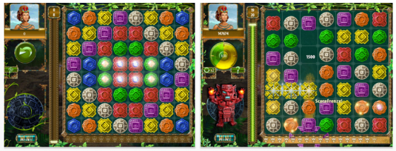 The Treasures of Montezuma 2 - Universal-App für iPhone und iPad