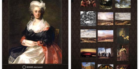 Kunstgalerie für Dein iPad mit 15.000 Bildern berühmter Künstler gerade kostenlos