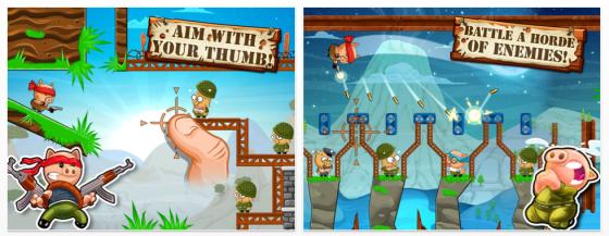Physikspiel Hambo und Hambo HD bis morgen früh kostenlos – 200 Level!