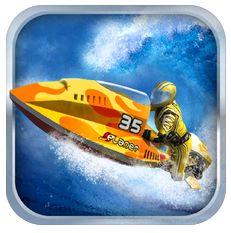 Rasante Jetski-Rennen auf iPhone, iPod Touch und iPad heute kostenlos