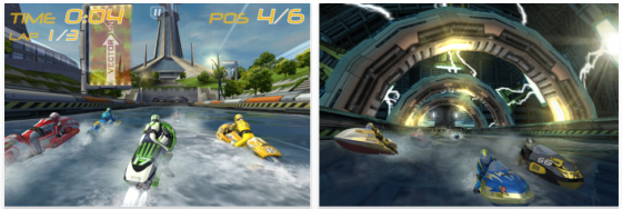 Riptide GP Screenshots