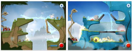 Sehr gutes Feuerlöschspiel für iPhone, iPod Touch und iPad nur heute kostenlos