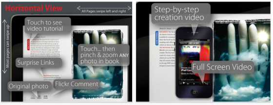 Wie man mit dem iPhone tolle Bilder macht – Beispiele und Anleitungen in guter iPad-App