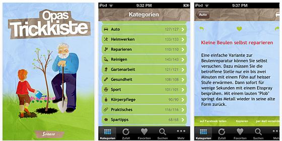 Gute Ratgeber-App für iPhone, iPod Touch und iPad gerade kostenlos