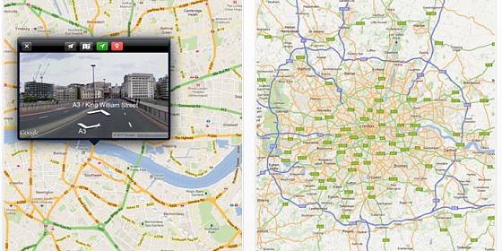 Google Maps mit dieser kostenlosen App zurück auf iPhone, iPod Touch und iPad