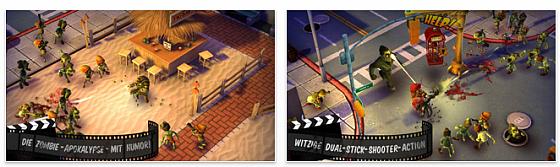 Zombiewood Screenshots