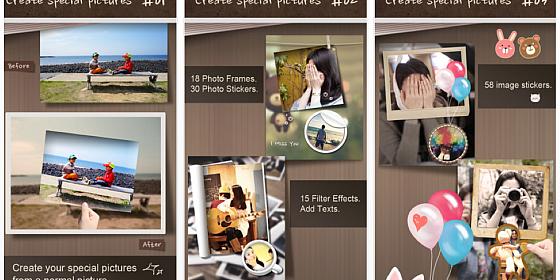 Ein Bild sagt mehr als 1000 Worte – App Instastory zum Bildgeschichten erzählen heute gratis
