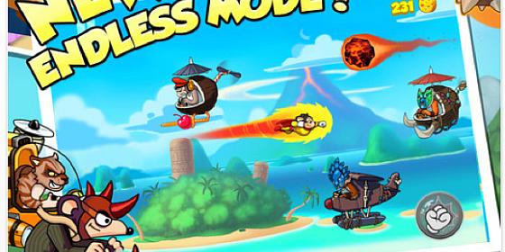 Mighty Mouse My Hero ist heute kostenlos für iPhone, iPod Touch und iPad