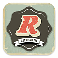 Retromatic Logo