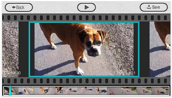 Stillshot für iPhone und iPod Touch