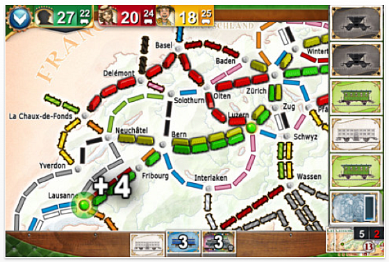 Ticket to Ride Pocket Europe