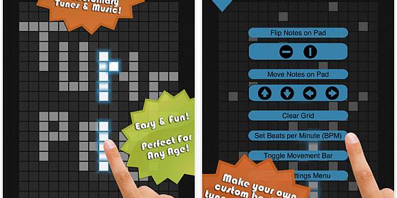 Nettes Musik-Spielzeug heute kostenlos für iPhone, iPod Touch und iPad