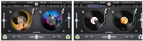 djay für iPhone heute kostenlos – mach Dein iPhone oder iPod Touch zum mobilen DJ-System