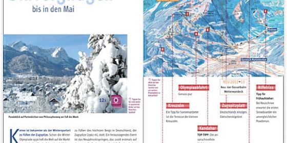 Neuer iPad Skiatlas 2013 ist bis Ende des Jahres kostenfrei