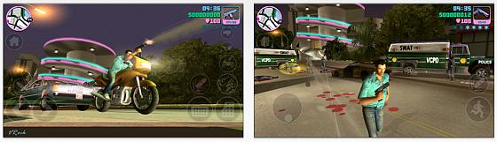 GTA Vice City von Rockstar Games für iPhone und iPad