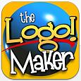 Auf dem iphone oder ipad logos erstellen die app dafür ist gerade