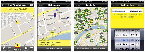 5 Jahre Taxi Deutschland – hinter der App steckt eine Genossenschaft von Taxiunternehmen