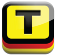 Icon Taxi-App Taxi Deutschland