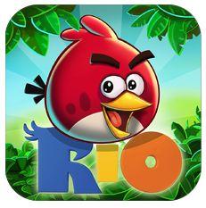 Angry Birds Rio bis nächsten Donnerstag kostenlos für iPhone, iPod Touch und iPad